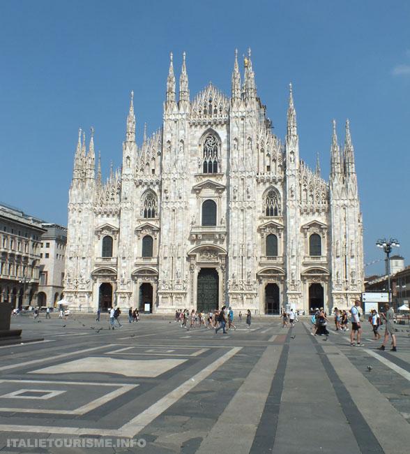 Milan Duomo Cathedrale, piazza del Duomo Milano italia, photos de Milan