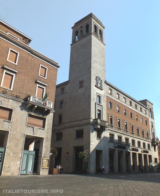 Plaisance tourisme architecture fasciste année '40