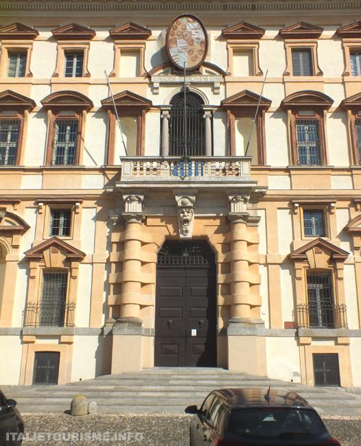 Photos du Collège Borromeo à Pavie Italie