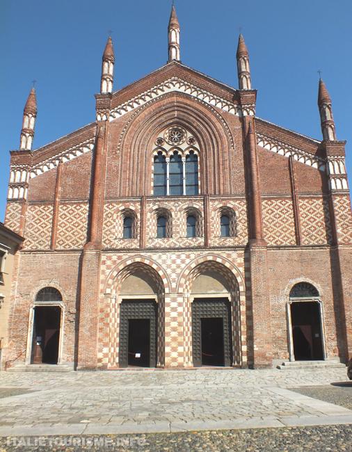 Église Saint-François-Majeur Pavie Italie tourisme
