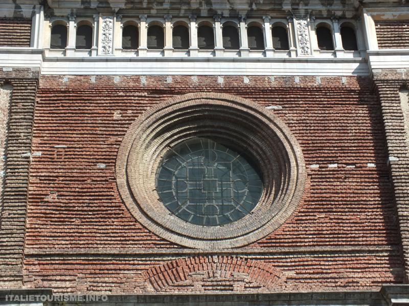 Le rosace de la Cathédrale
