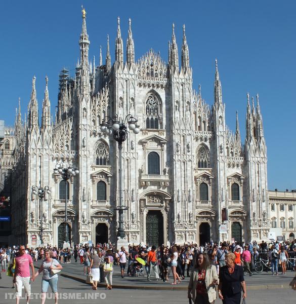 Visiter Milan: La Cathédrale de Milan