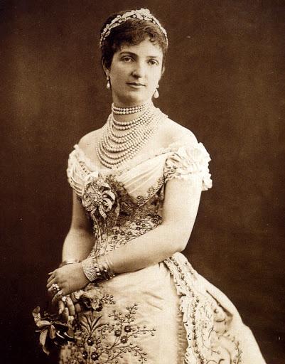 la Reine Marguerite Italie, la Regina Margherita