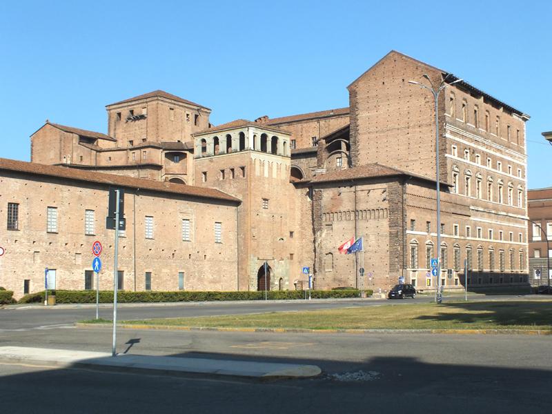 Palais Farnese Plaisance Italie