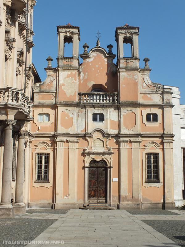 Visiter Pavie: église de San Quirico
