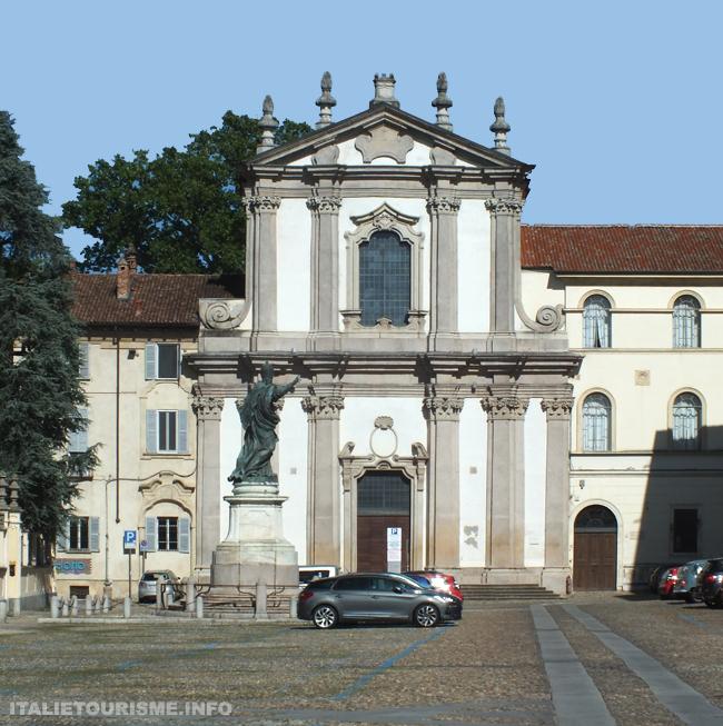 Visiter Pavie: Ex-église San Francesco da Paola