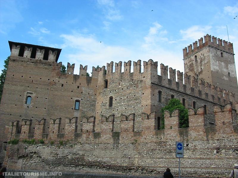 10 choses à voire ° Vérone Italie: Castelvecchio vieux chateau