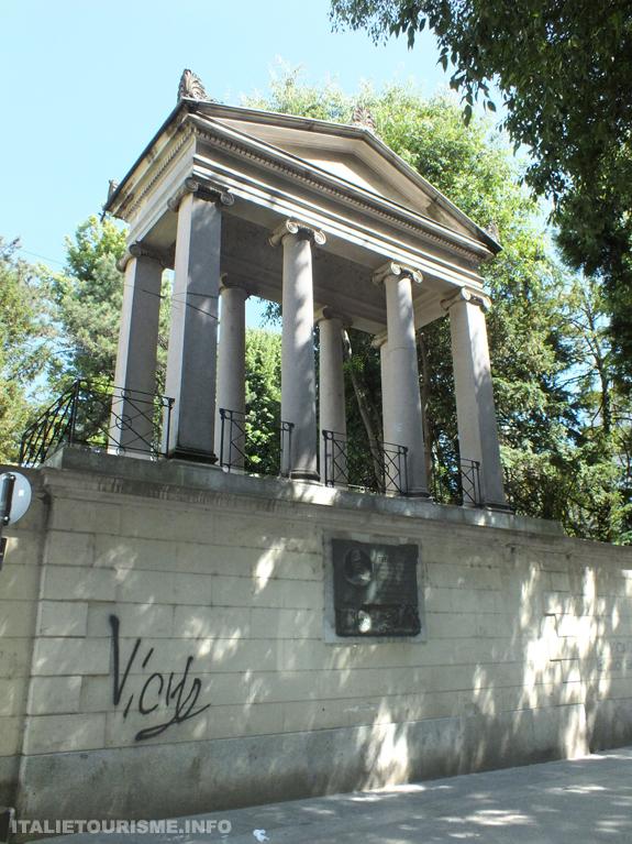 Giardini Malaspina Pavia. Visiter Pavie: jardins Malaspina. Pavie Italie tourisme