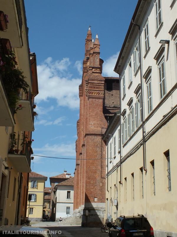 Eglise Santa Maria del Carmine Pavie Italie