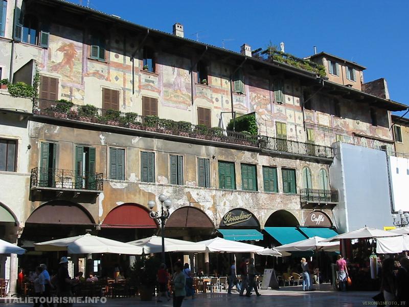 Visiter Vérone: Casa Mazzanti