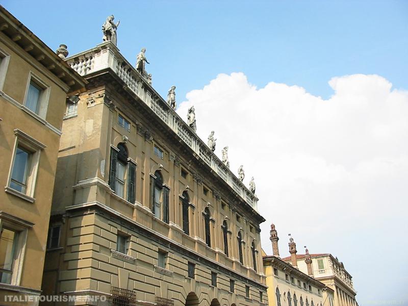 Palazzo Canossa Vérone Italie. Visiter Vérone en 1 jour