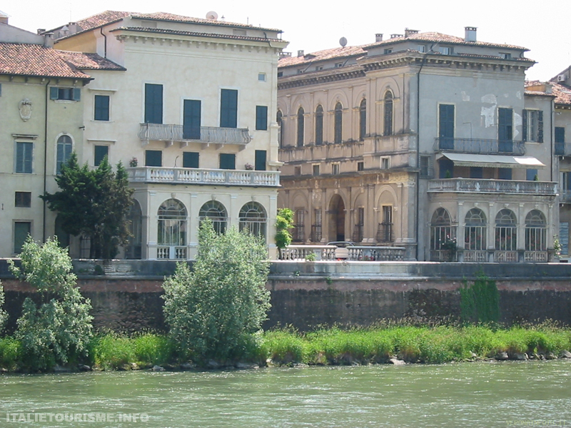 Palazzo Canossa Vérone Italie