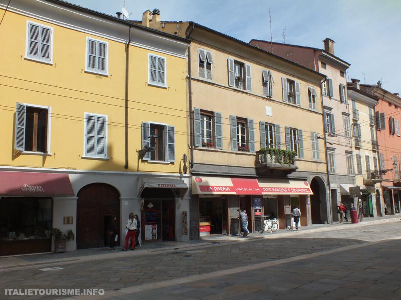 Visiter Parme en 1 jour. Parme Italie tourisme