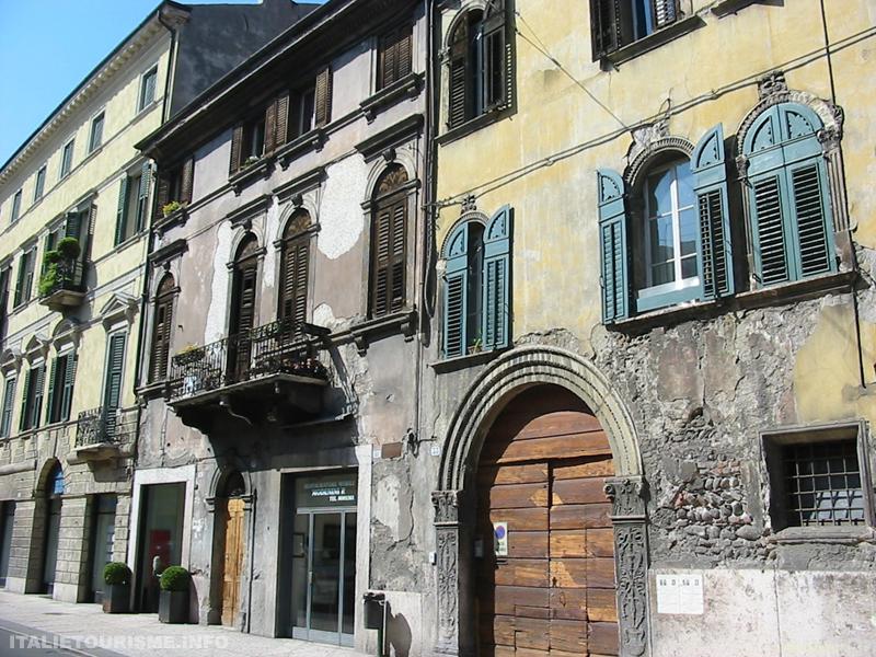 Visiter Vérone. Quartier Véronetta. Vérone tourisme Italie. Que voir à Vérone?