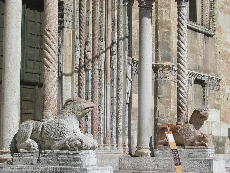Cathédrale Santa Maria Matricolare de Vérone Italie, Visiter Vérone en 1 jour