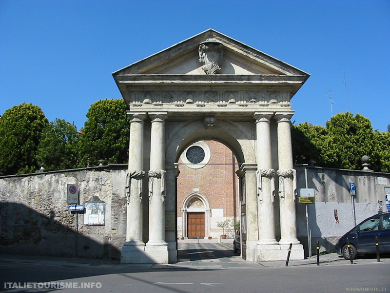 Eglise Saints Nazaro et Celso Vérone Italie. Vérone tourisme. Visiter Vérone en 1 jour