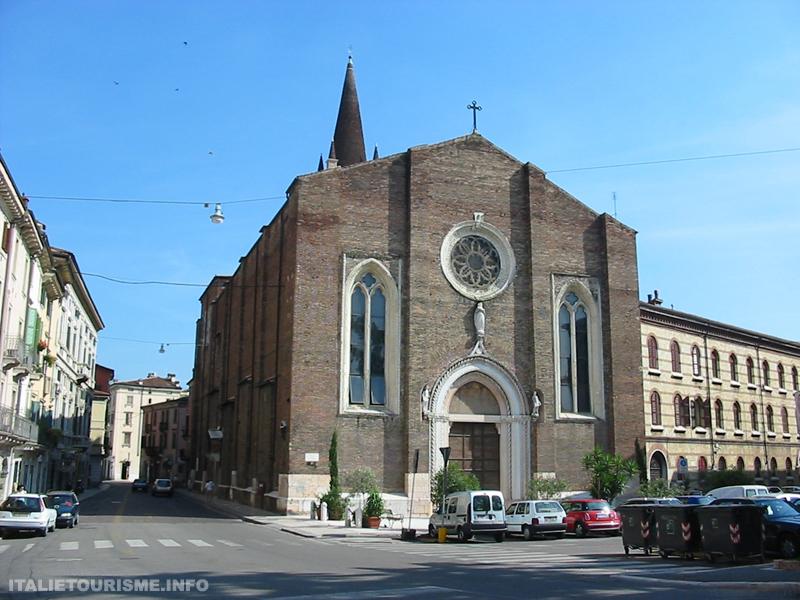 Visiter Vérone, Vérone tourisme, San Tomaso Castruense Verona