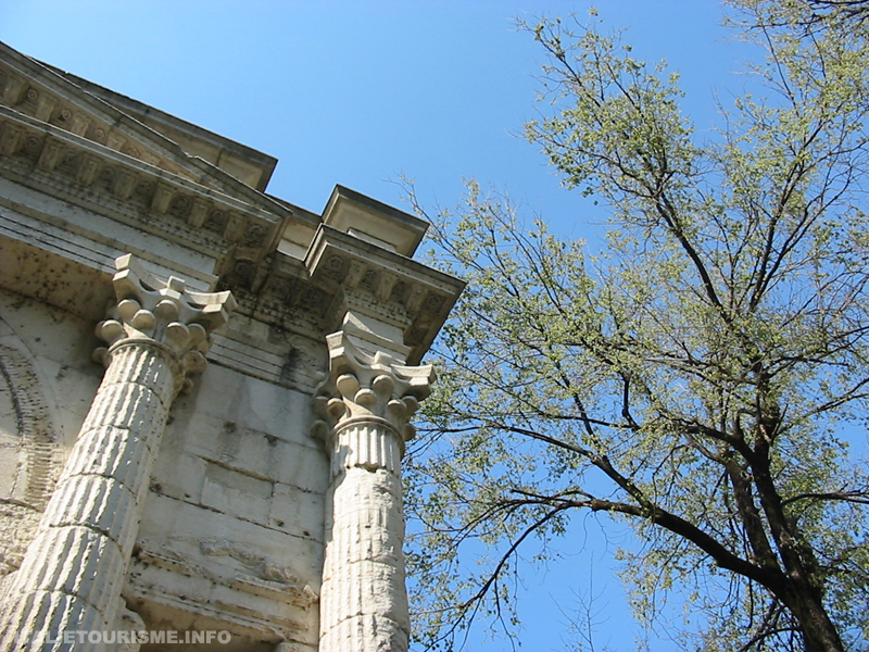 Vérone tourisme. Arco dei Gavi
