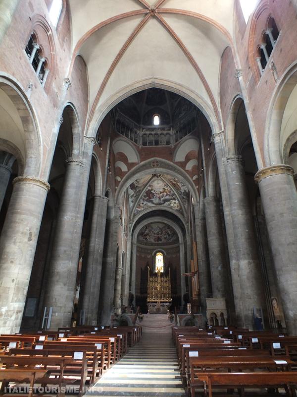 Cathédrale Plaisance Italie