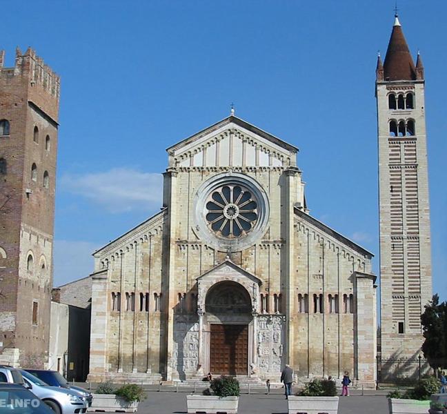 Basilique San Zeno Vérone