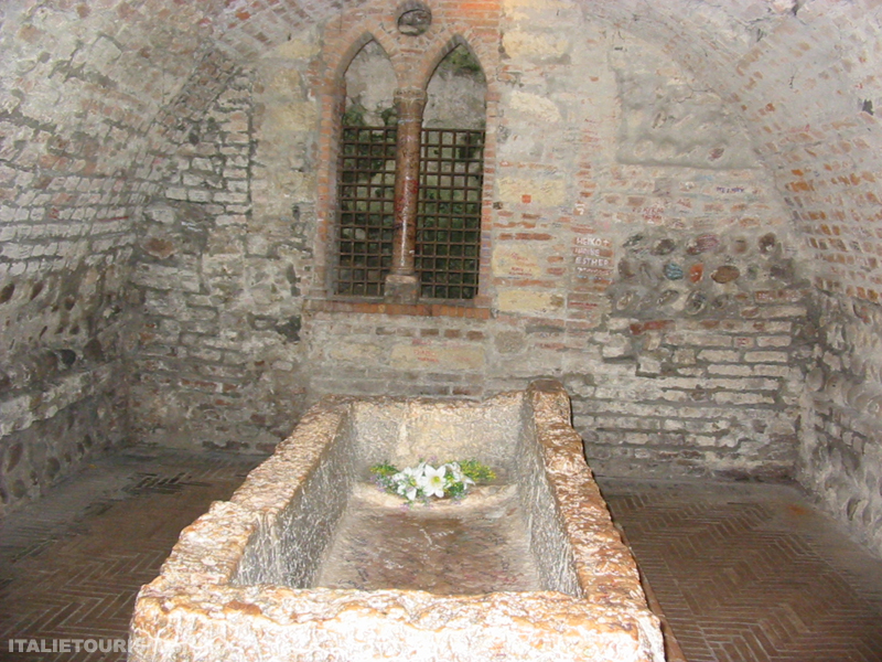 Tombe de Juliette - Vérone