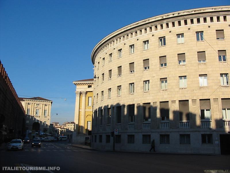 Palazzo Barbieri Vérone Italie