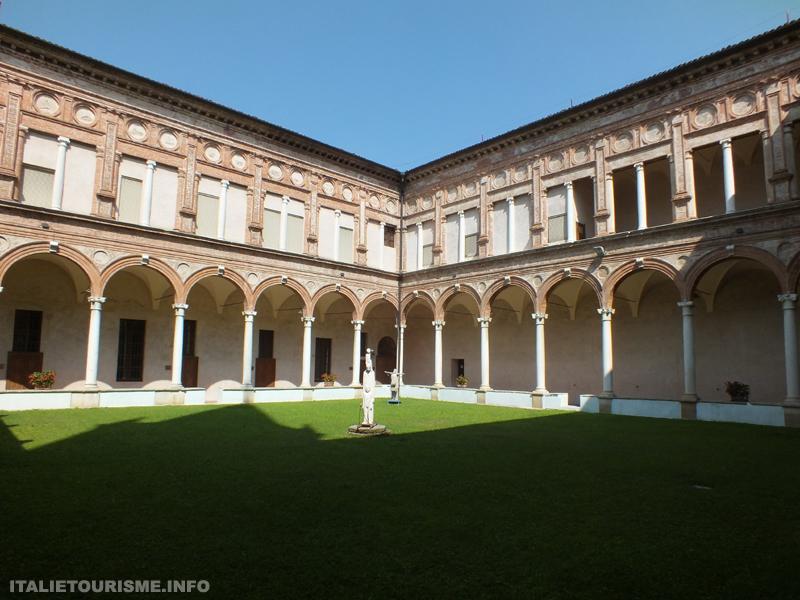 Eglise San Abbondio Crémone Italie
