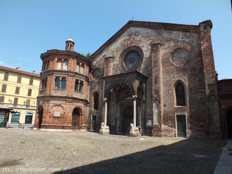 Eglise San Luca Crémone Italie