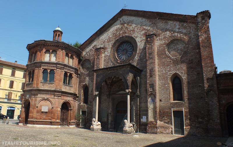 Eglise San Luca Crémone