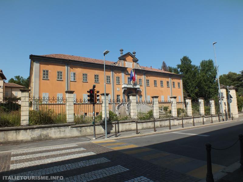 jardin botanique Pavie Italie tourisme