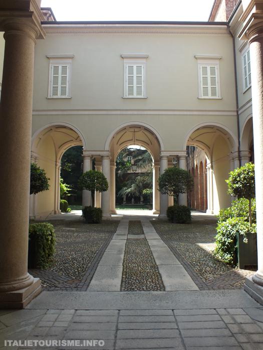 Palazzo Pallavicino Crémone