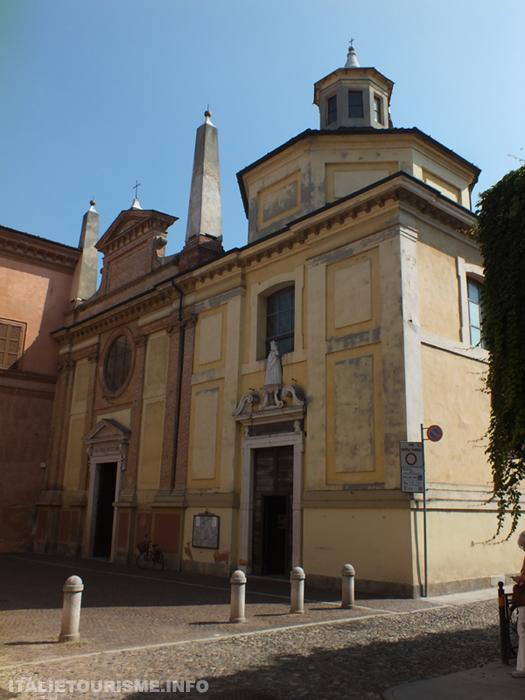 Eglise Saint Abbondio Crémone Italie