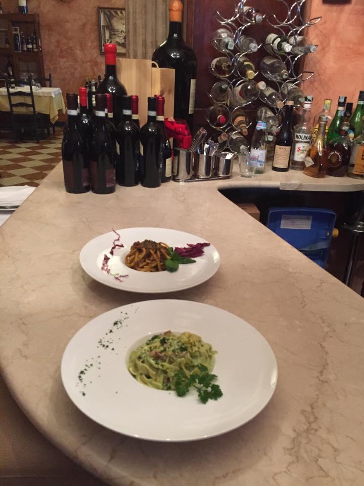 Restaurant La Griglia Vérone