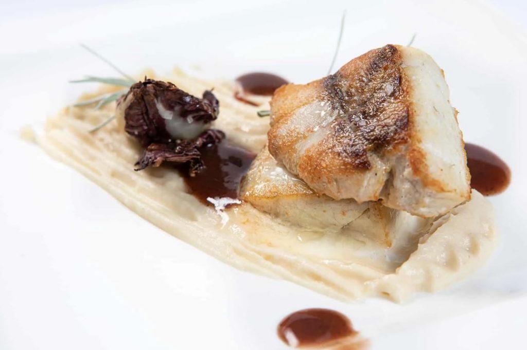 Restaurant Vescovo Moro Vérone poisson viande