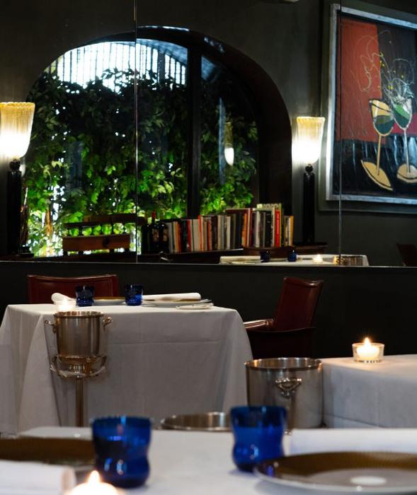 Visiter Vérone. Restaurant Il Desco à Vérone Italie